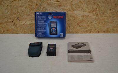 Télémètre Laser Bosch #B1408