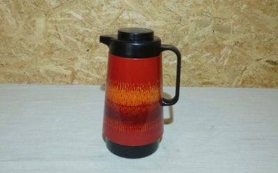 Thermos rouge – orange #M041