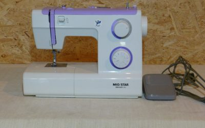 Machine à coudre MioStar/sew EASY 200 #M2101