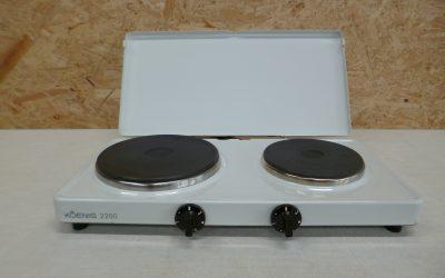 Plaques électrique Koenig 2200 #E2202