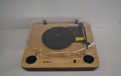 Ion vinyl converter #E1305