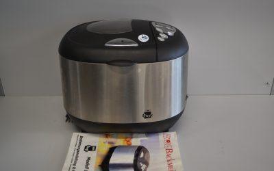 Machine à pain Onyx #M4104